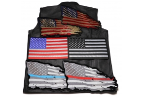 Shop Red White Blue Large Patches