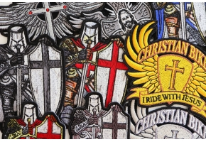 Shop Religious Patches for Christian Bikers