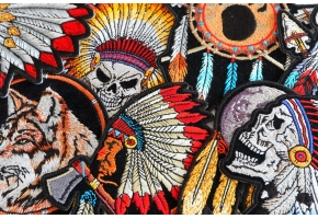 Shop Native American Indian Patches