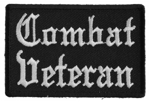 Veteran Patches | Military Biker Patches for VETS