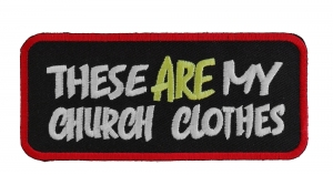 I curse way too Funny Saying Vest Patch Motorcycle Biker Patch Club Patch MC