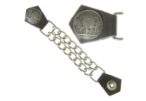 Shop Leather Motorcycle Vest Extender Chains