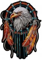 Eagle Dream Catcher Patch