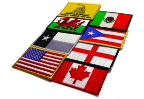 Gadsden Flag Patches