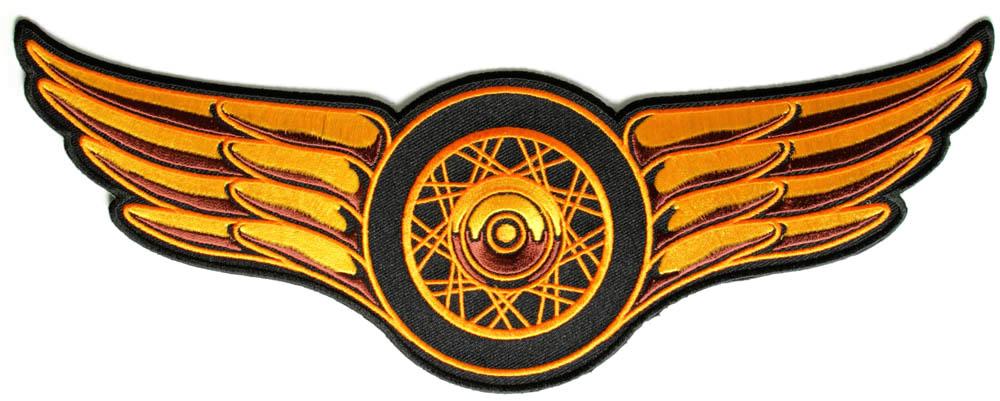 PR3844-large-winged-wheel-orange-iron-on