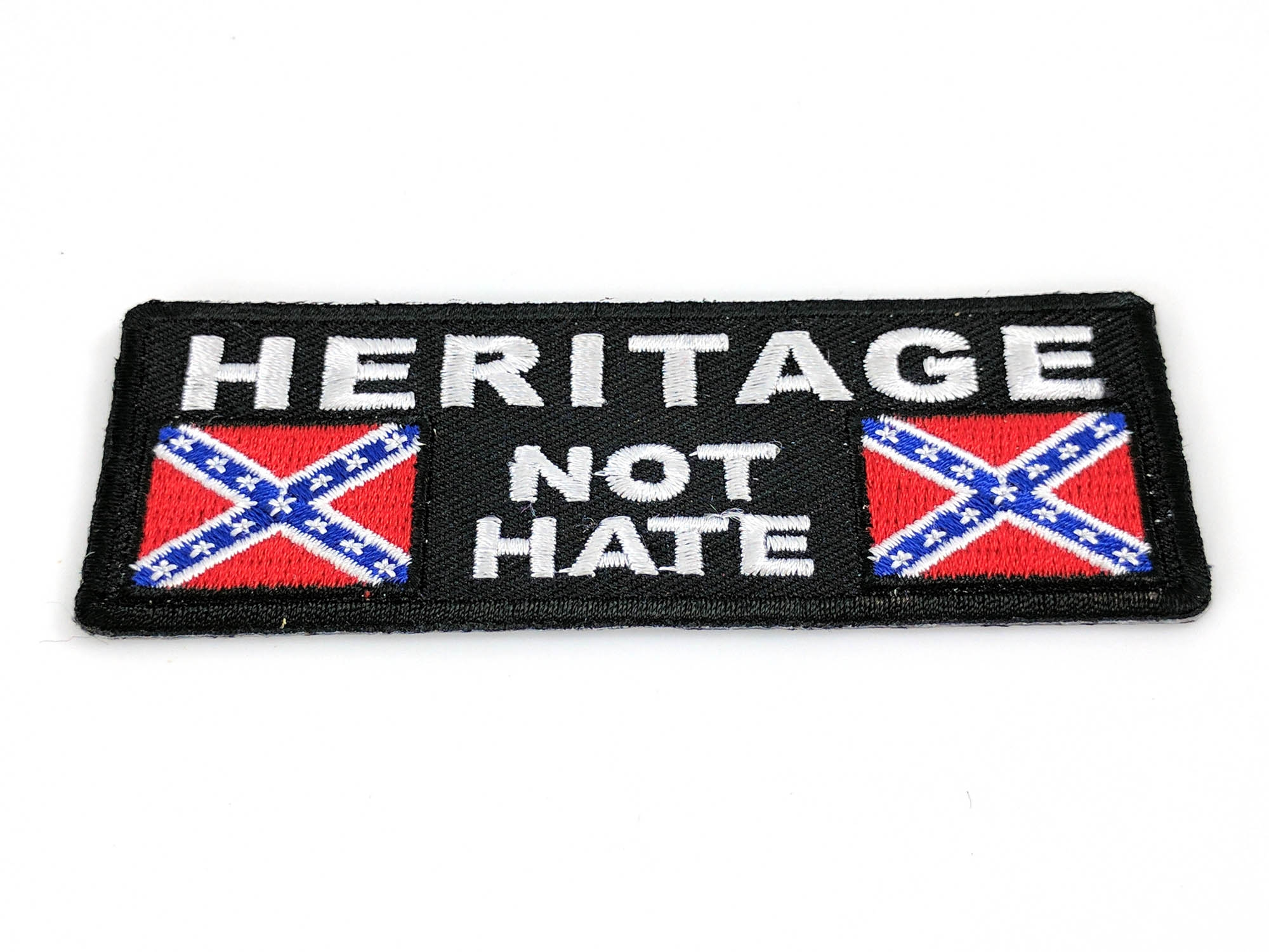 the rebel flag hate or heritage Today, the use of the confederate flag is often controversial while a number of non-extremists still use the flag as a symbol of southern heritage or pride, there is growing recognition, especially outside the south, that the symbol is offensive to many americans however, because of the continued use of the flag by.