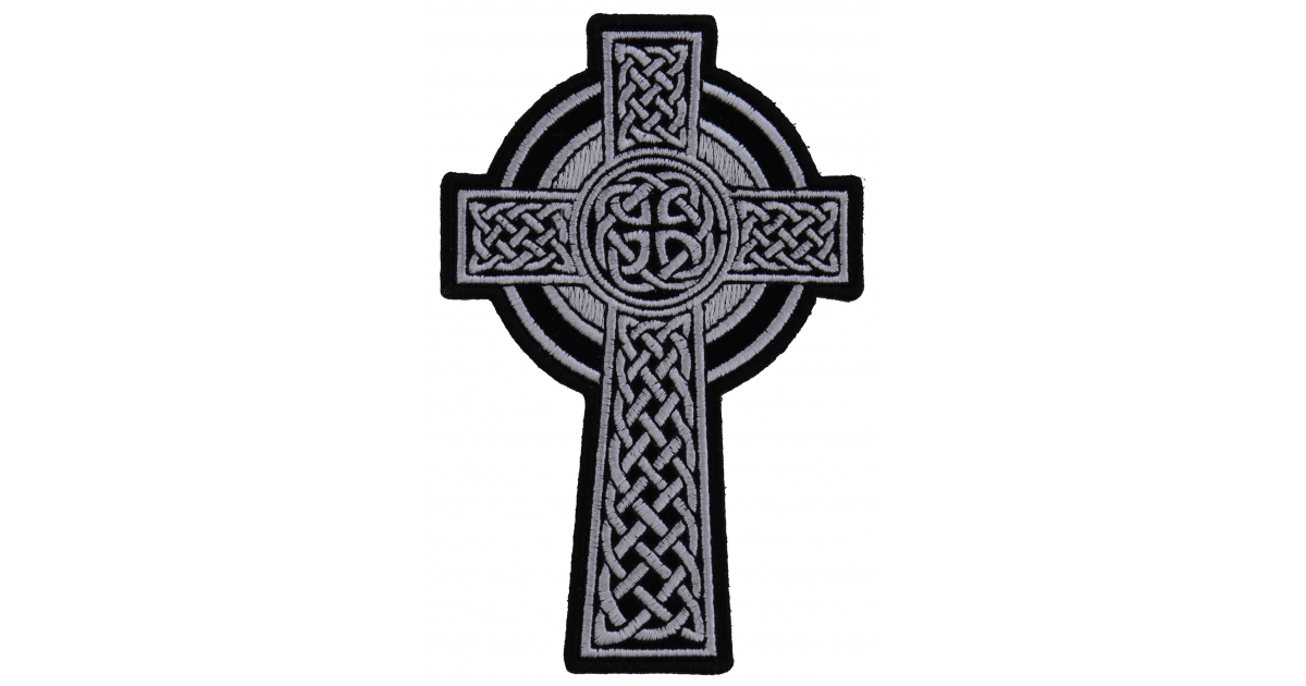 3fb8885e372 Celtic Cross Small Patch