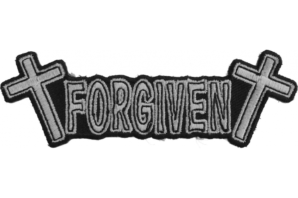 77624613228 FORGIVEN Patch