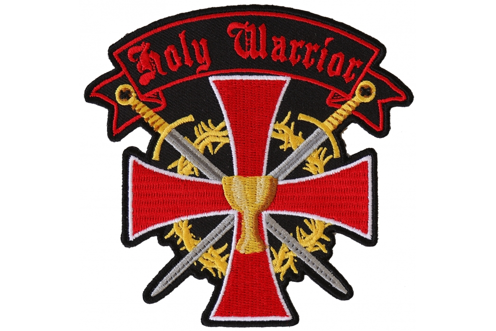 10e79964ac3 Holy Warrior Patch - TheCheapPlace