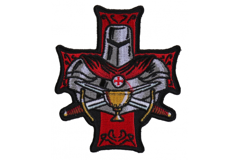 b0d9b2942c2 Templar Holy Grail Christian Patch - TheCheapPlace