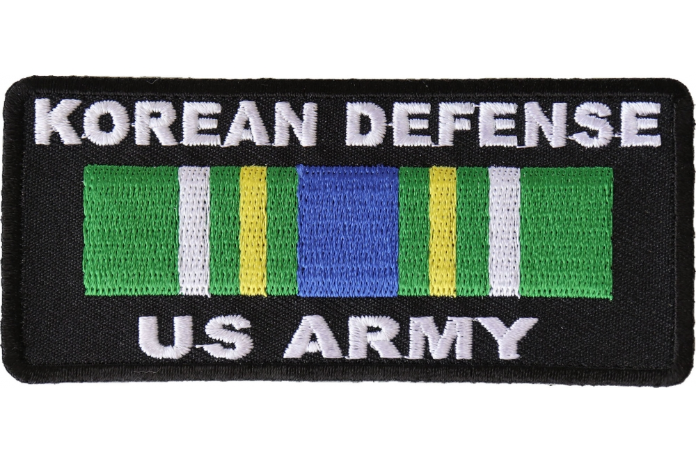 Korean Defense US Army Patch   Army Patches -TheCheapPlace