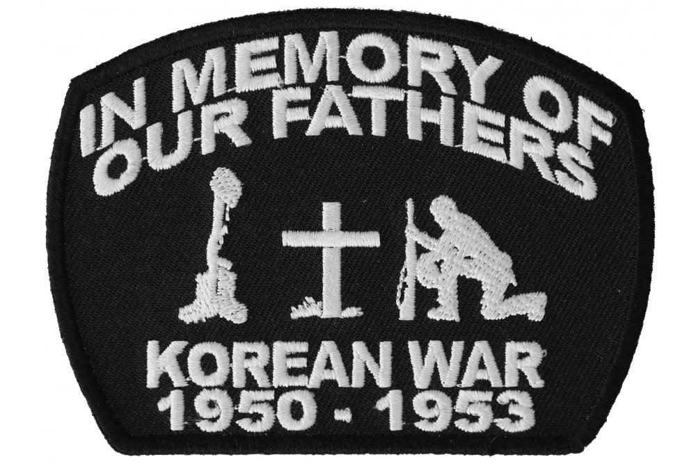 """Korea Korean Flag Patch 3.75/"""" x 3.5/"""" Iron On Sew On New"""